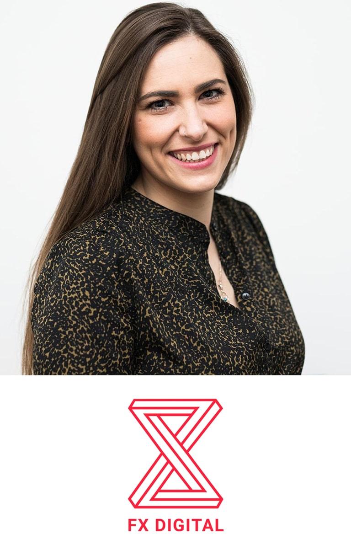 Angela Duhig HR People Director FX Digital