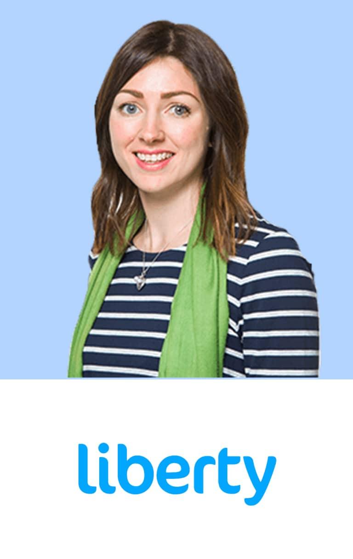 Emily Webb HR People Director Liberty Marketing