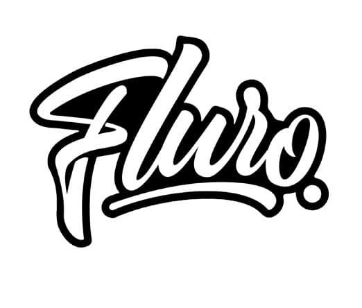 Fluro agency logo