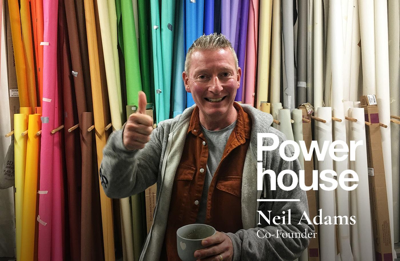 Neil Adams founder of Powerhouse Photo in Leeds